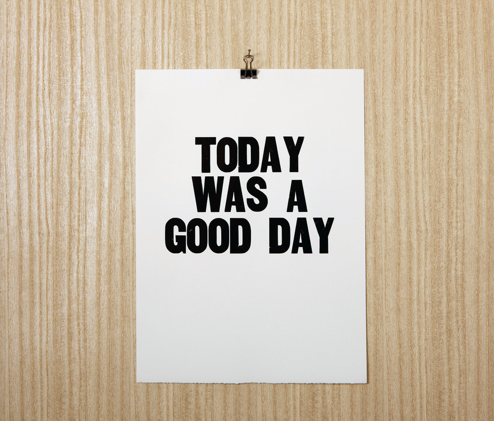 Today was a